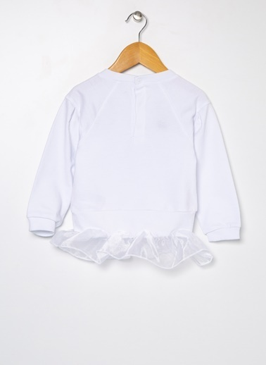 BG Baby Sweatshirt Beyaz
